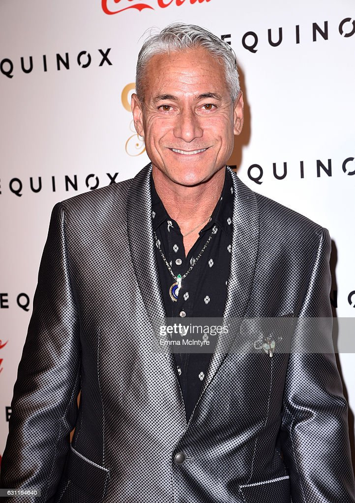 Olympic athlete Greg Louganis attends Life is Good at GOLD MEETS GOLDEN Event at Equinox on January 7, 2017 in Los Angeles, California.