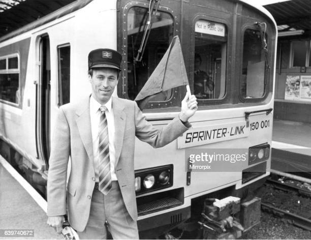 Olympic athlete Mike McLeod dubbed the Elswick Express could not keep pace for once when British Rail's latest supertrain hit the tracks on 9th...