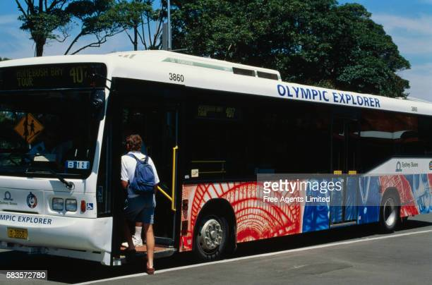 Olympic Explorer Bus