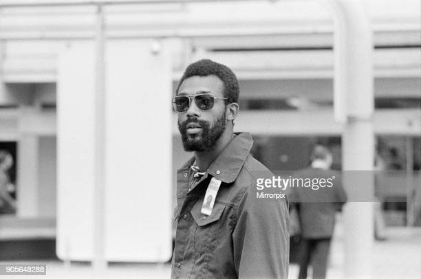 Olympic Games 1972 Munich Germany Wednesday 23rd August 1972 Our picture shows John Carlos American sprinter who caused controversy at the 1968...