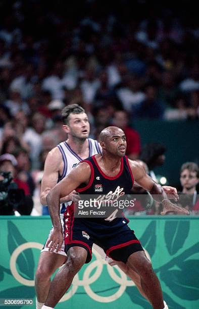olympic games basketball final, 1996 - 1996 summer olympics atlanta stock pictures, royalty-free photos & images