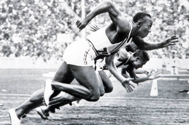 UNS: Game Changers - Jesse Owens