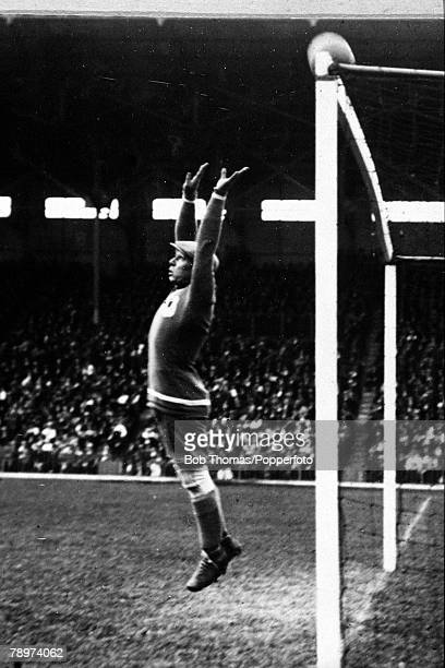 Olympic Games Paris France FootballThe French goalkeeper PChayrigues in action
