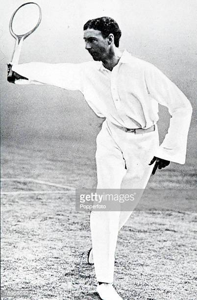 Olympic Games, Paris, France, Tennis, Reginald Frank Doherty who won the bronze medal in the singles and the gold medal in the Men's Mixed Doubles