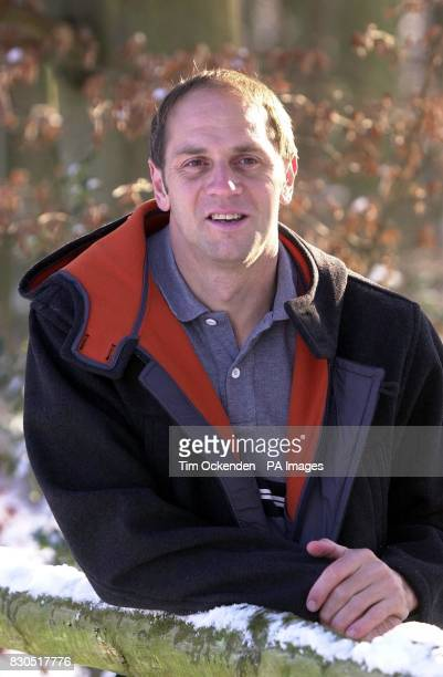 Olympic Gold Medal winning rower Steve Redgrave at home in Marlow Bottom Redgrave is to be awarded a Knighthood for services to rowing in the Queen's...