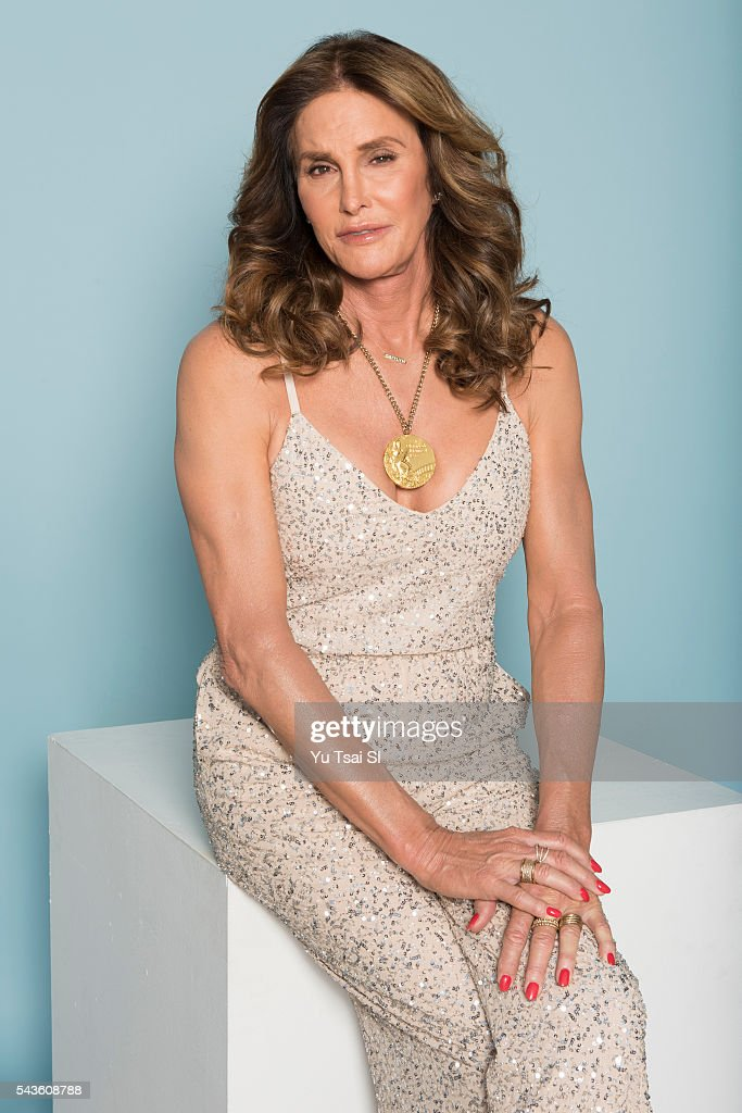 Caitlyn Jenner, Sports Illustrated, July 4, 2016