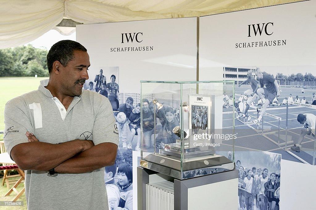 IWC - Laureus Polo Cup 2006 : News Photo