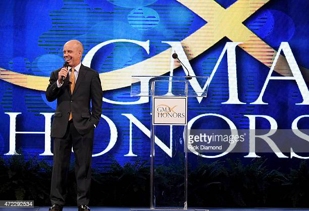 Olympic Gold Medalist Scott Hamilton hosts The 2nd Annual GMA Honors at Allen Arena, Lipscomb University on May 5, 2015 in Nashville, Tennessee.