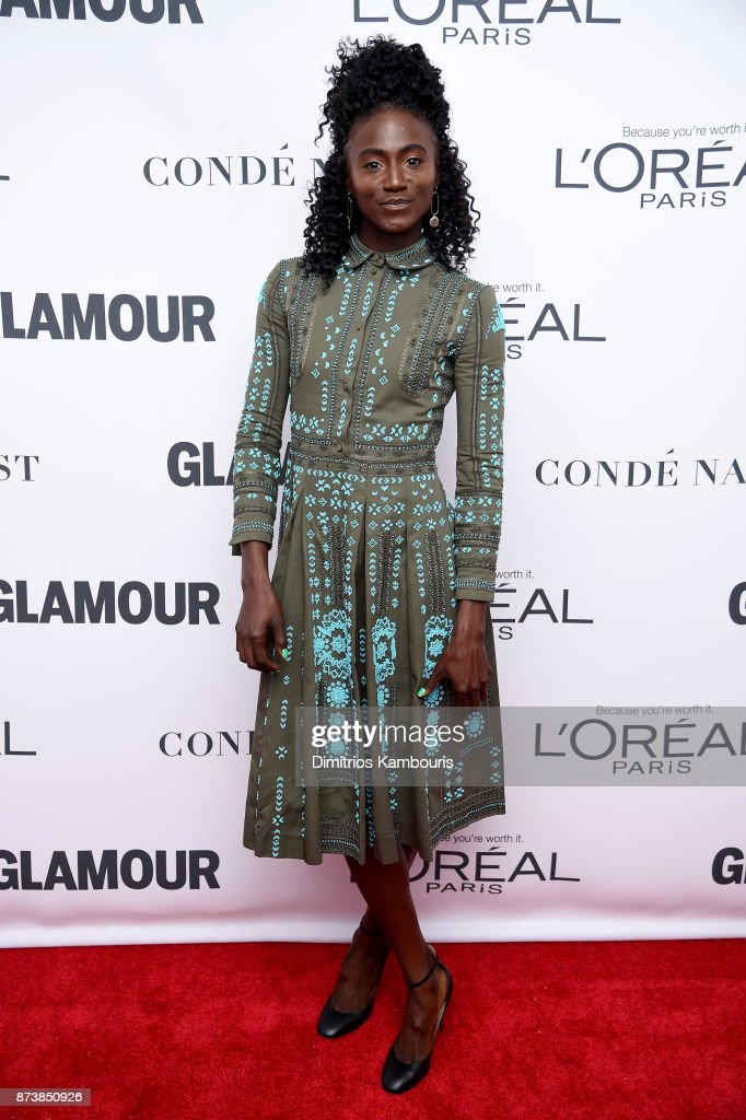 Olympic Gold Medalist Tori Bowie attends Glamour's 2017 Women of The Year Awards at Kings Theatre on November 13, 2017 in Brooklyn, New York.