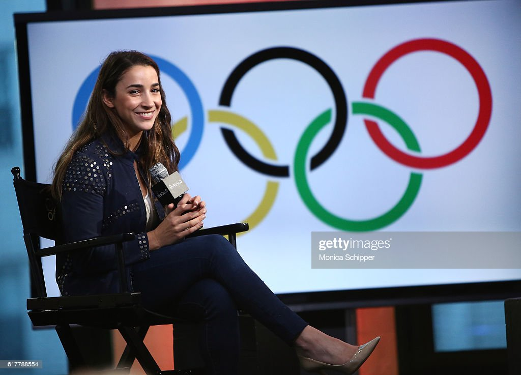 The Build Series Presents Aly Raisman