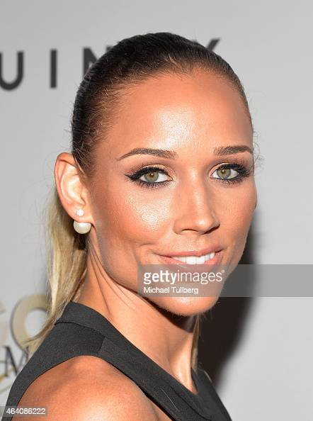 """Olympic hurdler Lolo Jones attends the 3rd Annual """"Gold ..."""