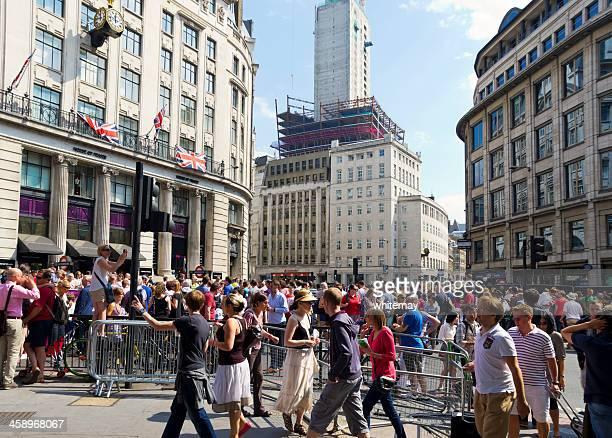 Olympic Marathon Zuschauer