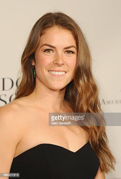Olympic medalist Kelley O'Hara attends American Ballet Theatre 2013 Opening Night Fall Gala at David Koch Theatre at Lincoln Center on October 30...