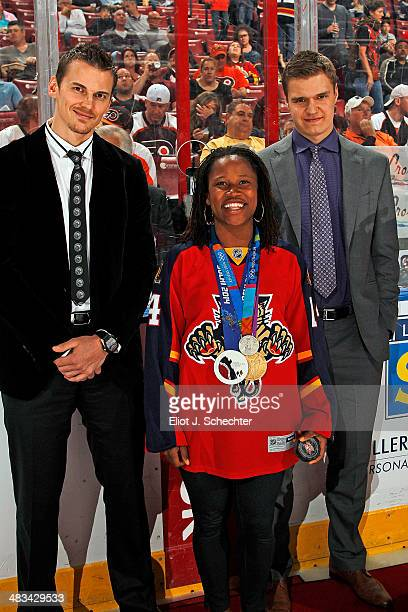 Olympic medalist Lauryn Williams who was the gold medalist in the 100 meter dash at the 2005 World Championships in Athletics and won silver medals...