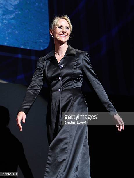 Olympic Medalist Nancy HogsheadMakar during the Women's Sports Foundation's 28th Annual Salute to Women in Sports at the WaldorfAstoria Hotel on...
