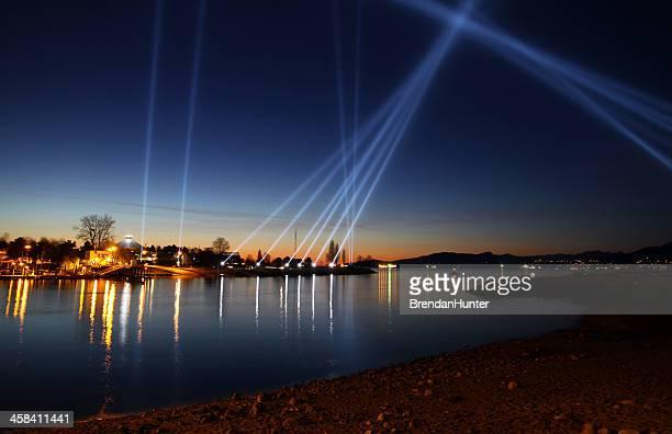 オリンピック夜間照明