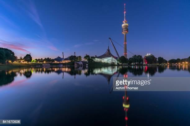 Olympic Park, Munich, Germany, Europe