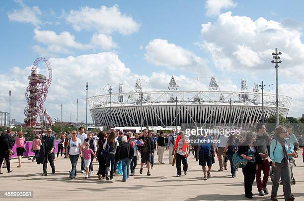 olympic park - 2012 summer olympics london stock photos and pictures