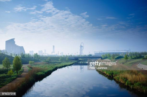 olympic park - peter lourenco stock pictures, royalty-free photos & images