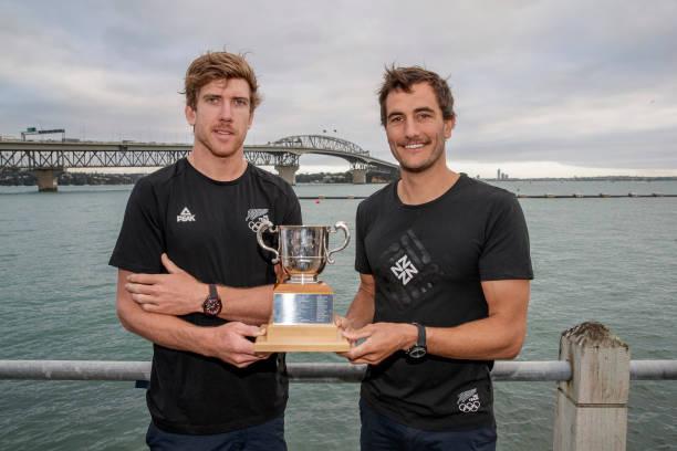 NZL: Lonsdale Cup Presentation