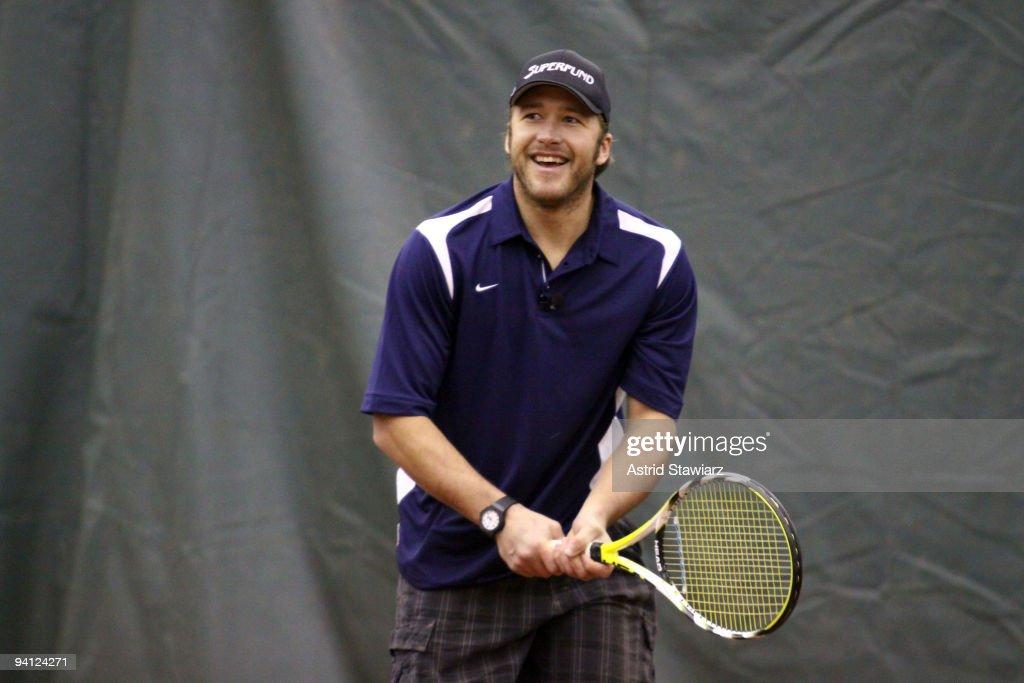 Bode Miller & Friends Join in Hublot's Tennis Fusion Celebrity Challenge