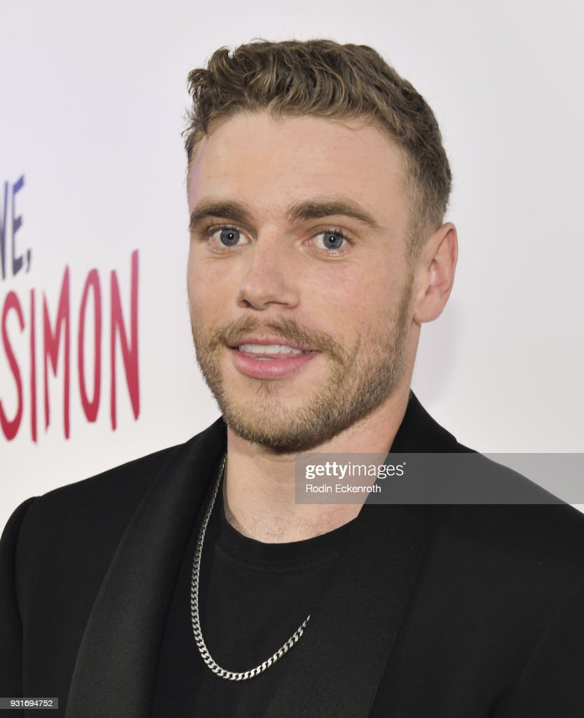 Olympic skier Gus Kenworthy attends a special screening of 20th Century Fox's 'Love, Simon' at Westfield Century City on March 13, 2018 in Los Angeles, California.