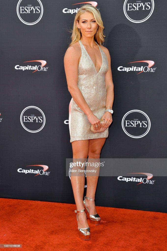 The 2018 ESPYS - Arrivals : News Photo