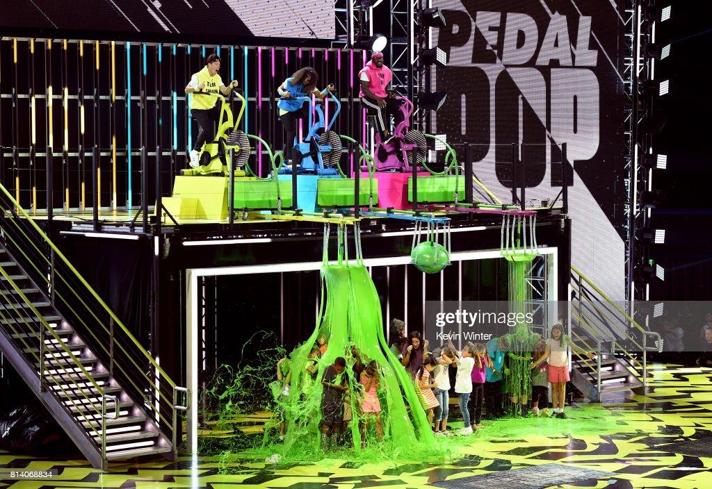 Nickelodeon Kids' Choice Sports Awards 2017 - Show