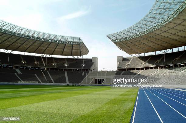 Olympic stadium in Berlin Germany
