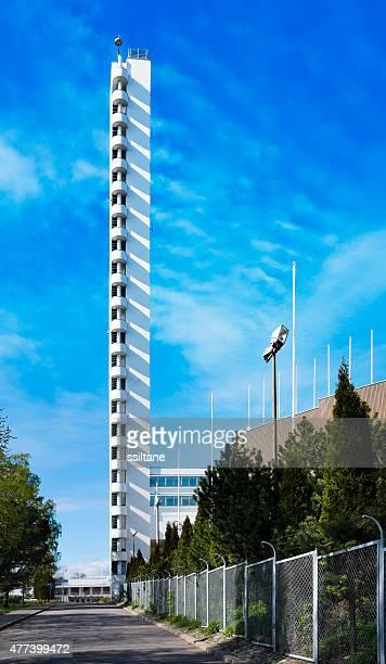 Olympic Stadium in Helsinki Finland
