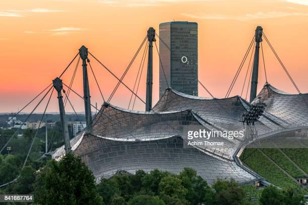 Olympic Stadium, Munich, Germany, Europe