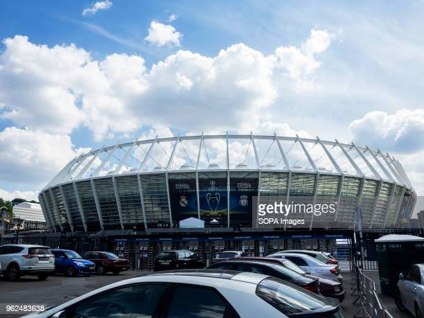 Olympic Stadium which will be hosting the match between Liverpool and Real Madrid On Saturday May 26 Kiev will host the finals of the largest and...