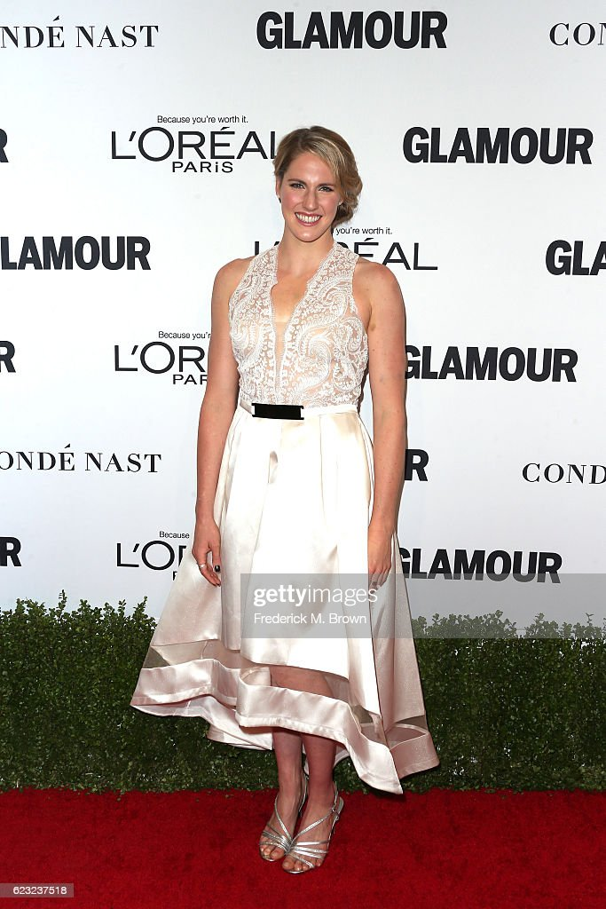 Olympic swimmer Missy Franklin attends Glamour Women Of The Year 2016 at NeueHouse Hollywood on November 14, 2016 in Los Angeles, California.