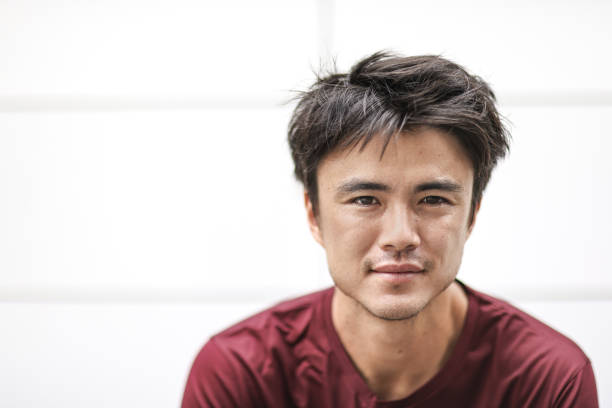 JPN: Olympic Tennis Player Taro Daniel Interview