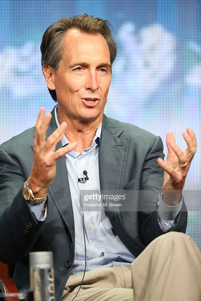 2013 Summer TCA Tour - Day 4 : News Photo