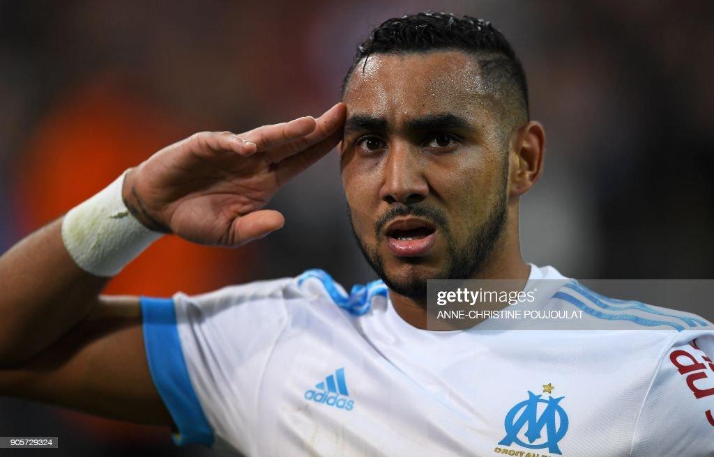 Olympique Marseille v Strasbourg - Ligue 1