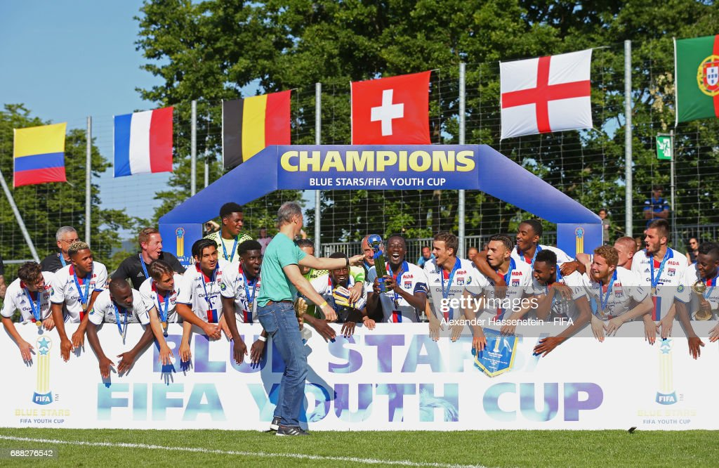 Blue Stars/FIFA Youth Cup 2017 - Day 2