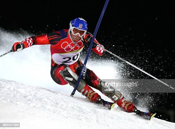 Kombination Ski Alpin