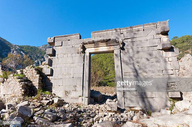 Olympos Ancient City