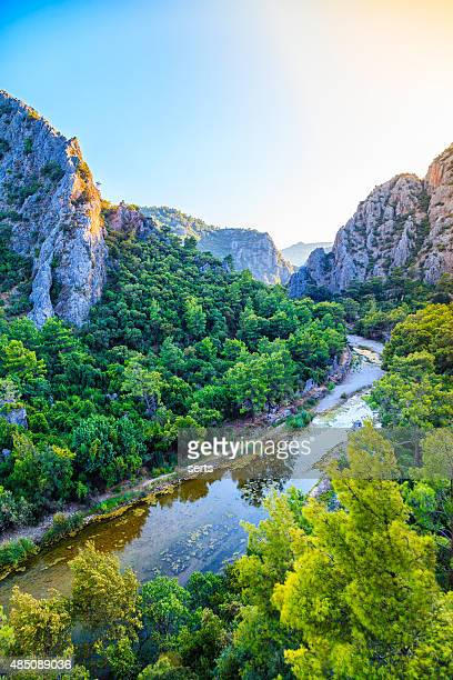 Olympos Valley