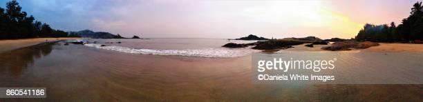 Om Beach, Gokarnma, Karnatake, India