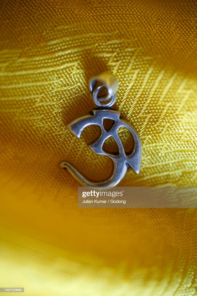 Om Symbol France Stock Photo Getty Images