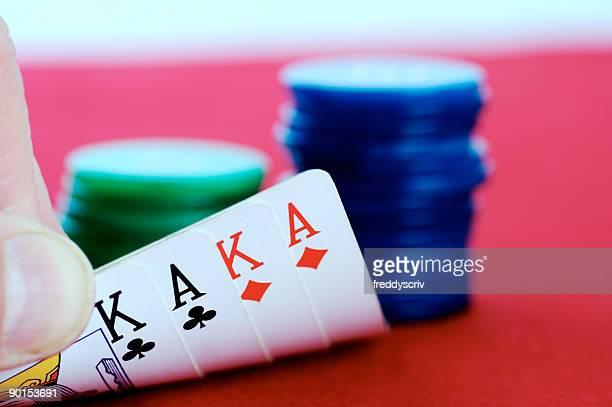 omaha - poker - fotografias e filmes do acervo
