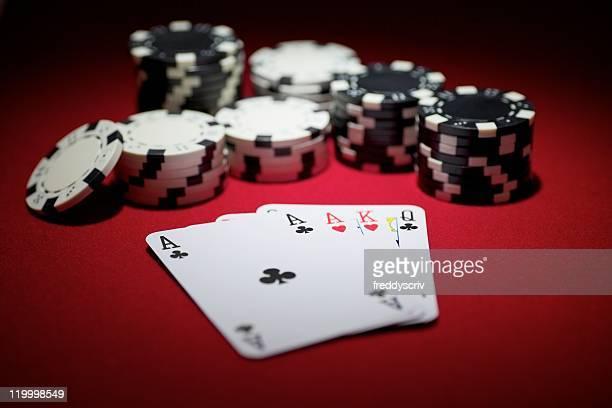 omaha iniciar mão de poker