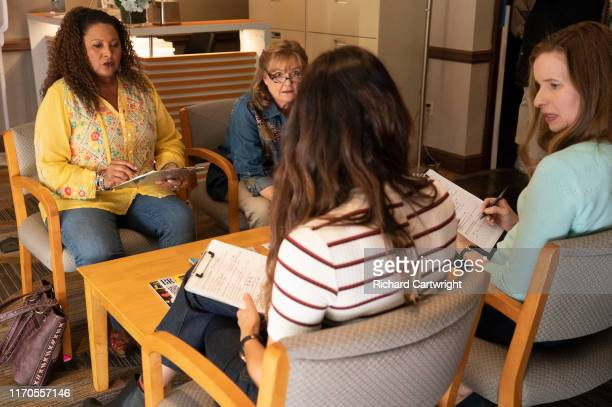 """Omaha"""" - The ladies head to Omaha for their annual gyno exams, but the trip quickly goes off the rails: Jealous of Beau's new dating profile on..."""