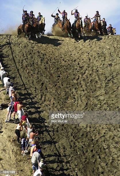 Omak Stampede Suicide Horse Race