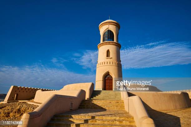 """oman, ayjah harbour in sur""""n - gulf countries stock pictures, royalty-free photos & images"""