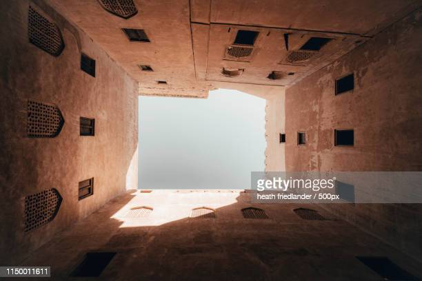 oman fort - fortress stock pictures, royalty-free photos & images