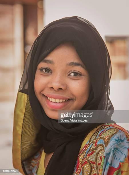 Oman girl