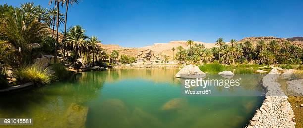 Oman, Sharqiyah, Wadi Bani Khalid